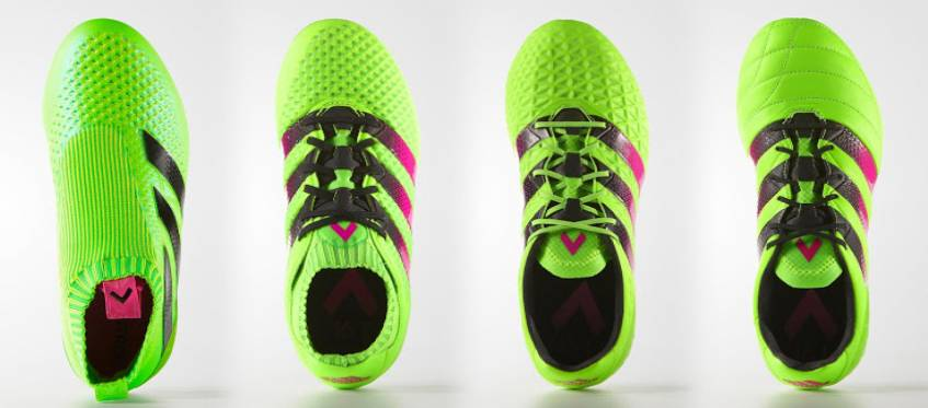 Introducing  Adidas Ace 16.2 Primemesh