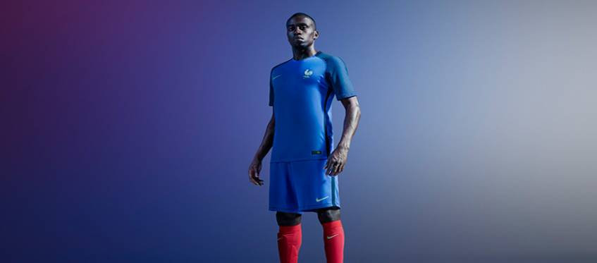 France Home Kit Released