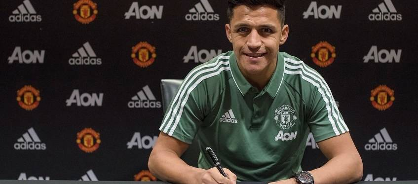 Alexis Sanchez To Man United