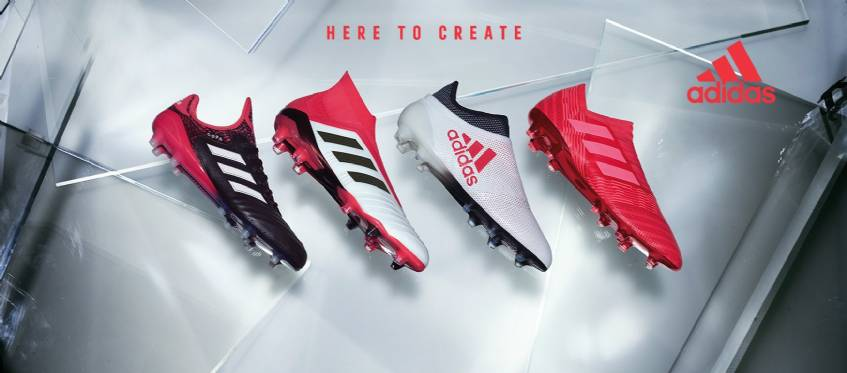 Adidas Cold Blooded Football Boots