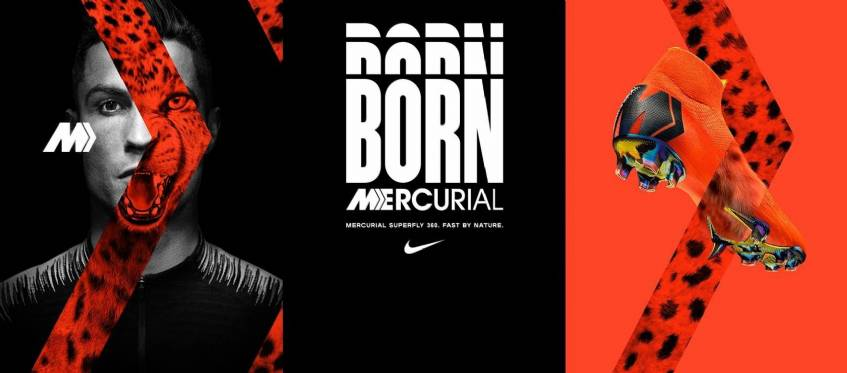 New Nike Mercurial Football Boots