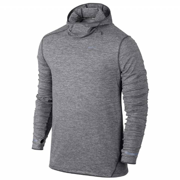 Nike Dri-Fit Element Hoodie Top-Mens Image