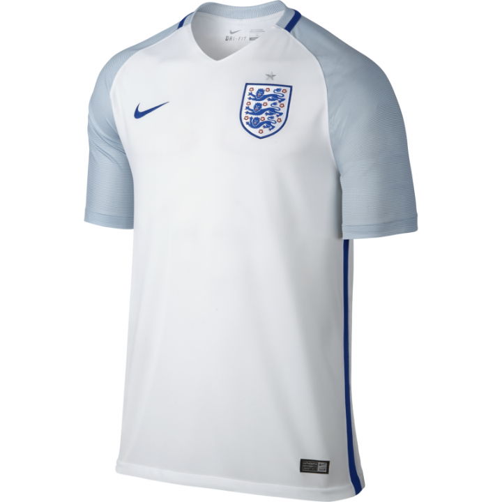 Nike England Home Shirt 2016/17-Kids Image