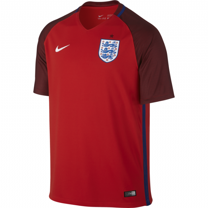 Nike England Away Shirt 2016/17-Mens Image