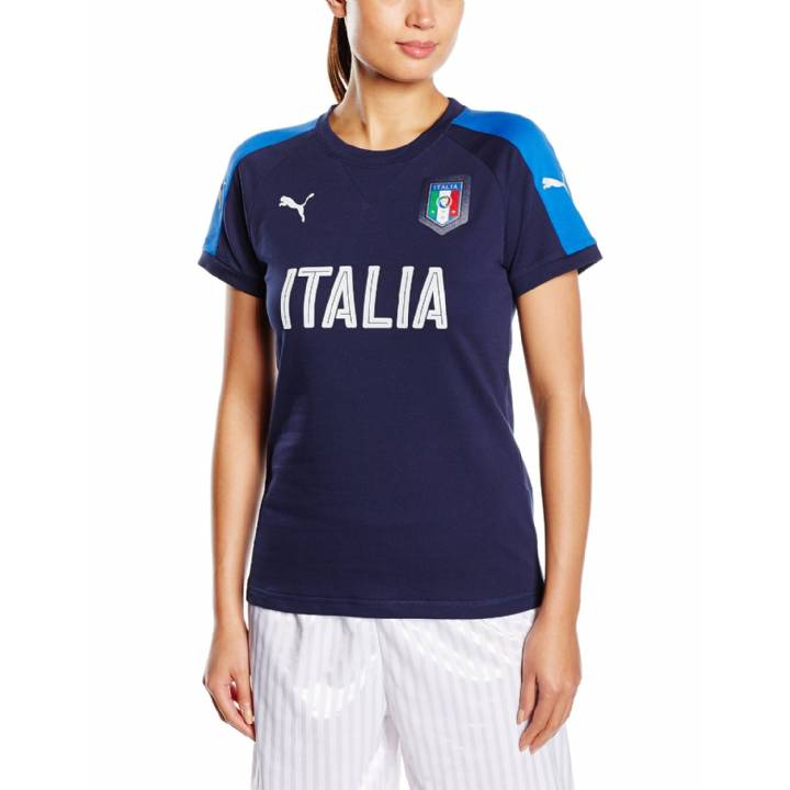 Puma Italy Casual Performance T-Shirt 2016/17-Womens Image