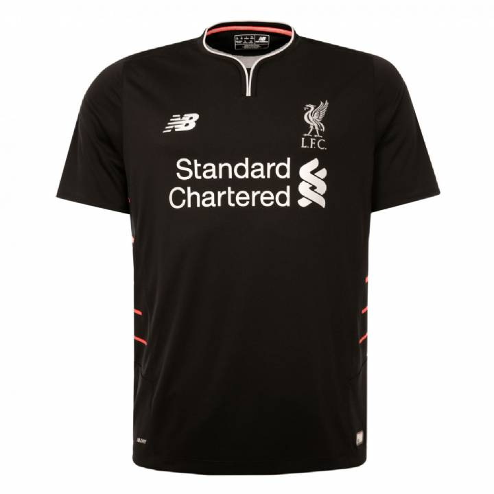 New Balance Liverpool Away Shirt 2016/17-Kids Image