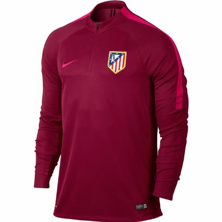 Nike Atletico Madrid Training Squad Drill Top 2016/17 - Mens Image