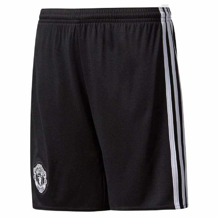 adidas Manchester United Away Shorts 2017/18 - Kids	 Image