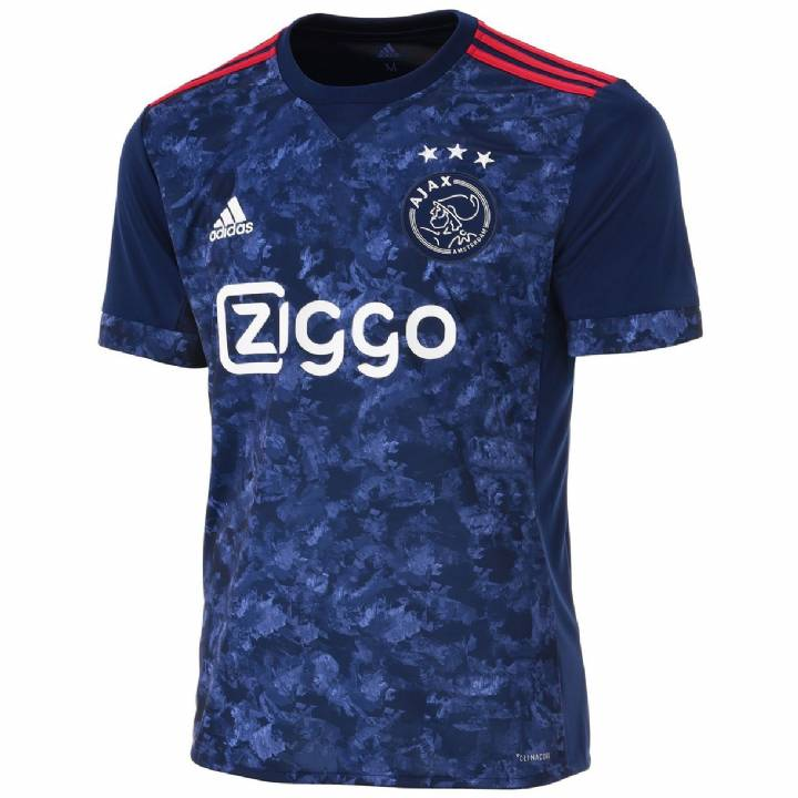 adidas Ajax Away Shirt 2017/18 - Mens Image