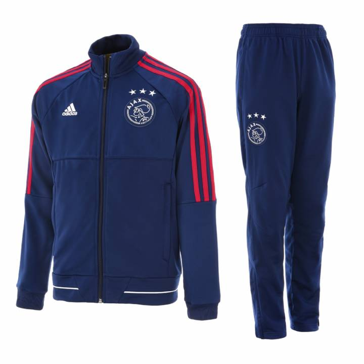 adidas Ajax Training PES Presentation Tracksuit 2017/18 - Mens Image