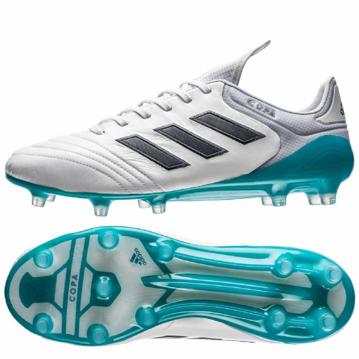 adidas Copa 17.1 Firm Ground Football Boots - Clear Grey/White/Onix Image
