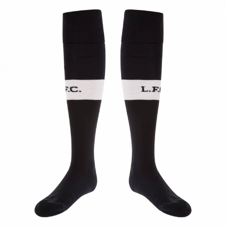 New Balance Liverpool Away Goalkeeper Socks 2017/18 Image