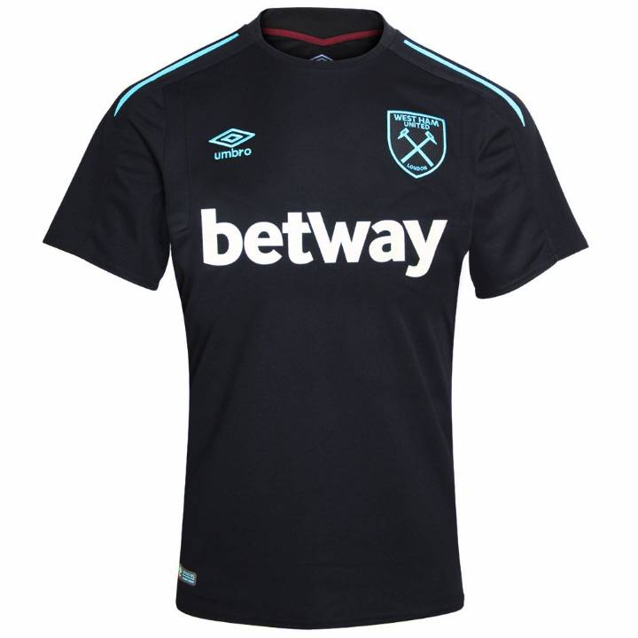 Umbro West Ham United Away Shirt 2017/18 - Mens Image