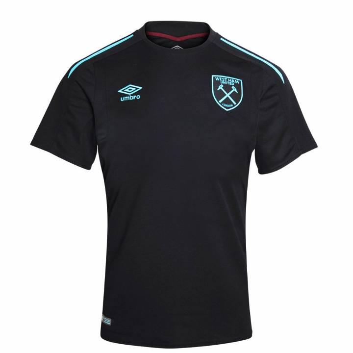 Umbro West Ham United Away Shirt 2017/18 - Kids Image