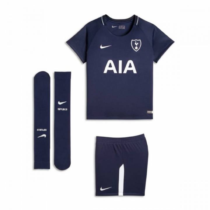 Nike Tottenham Hotspur Away Kit 2017/18 - Little Kids Image