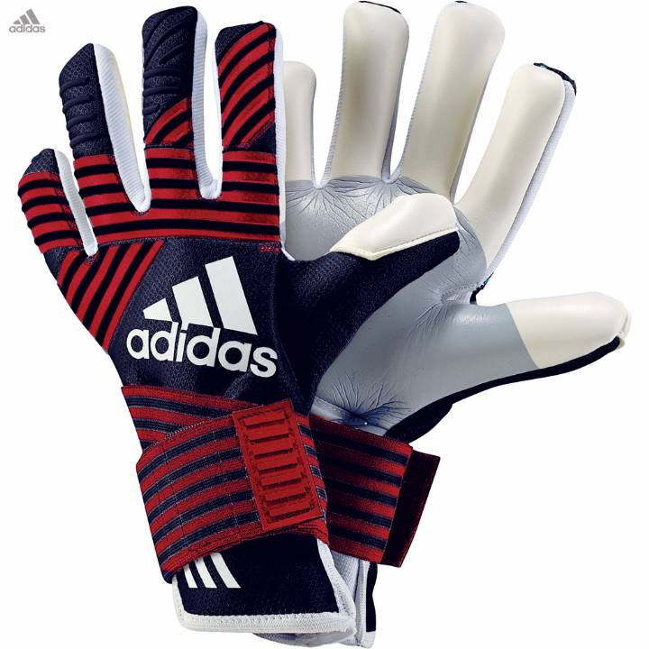 adidas Ace Trans Pro Manuel Neuer Goalkeeper Gloves - Black/True Red Image