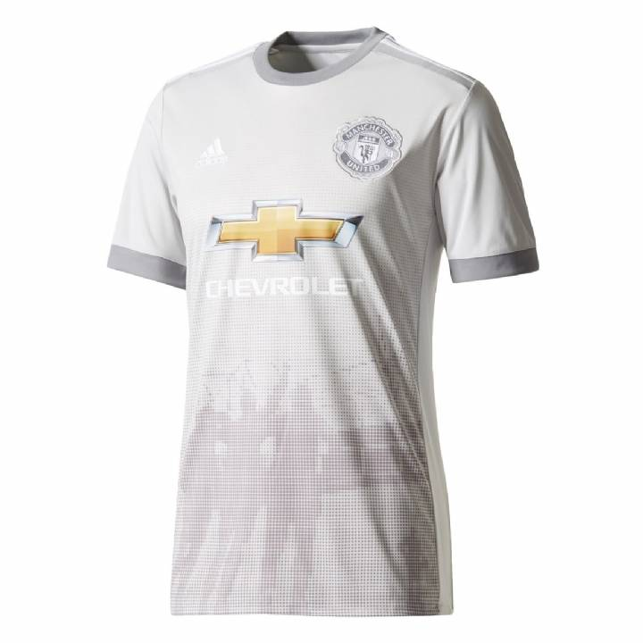 adidas Manchester United Third Shirt 2017/18 - Mens Image
