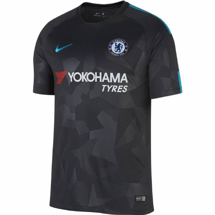 Nike Chelsea Third Shirt 2017/18 - Kids Image