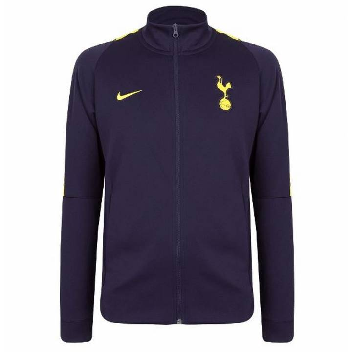 Nike Tottenham Hotspur Authentic Franchise Jacket 2017/18 - Yellow - Mens Image