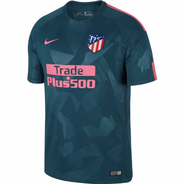 Nike Atletico de Madrid Third Shirt 2017/18 - Mens Image