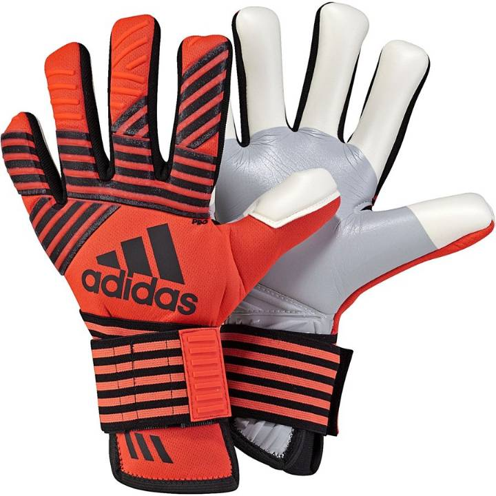adidas Ace Trans Pro Goalkeeper Gloves - Solar Red/Core Black/Onix Image