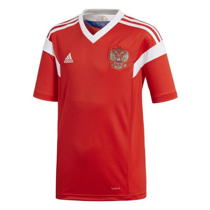 adidas Russia Home Shirt 2017/18 - Mens Image