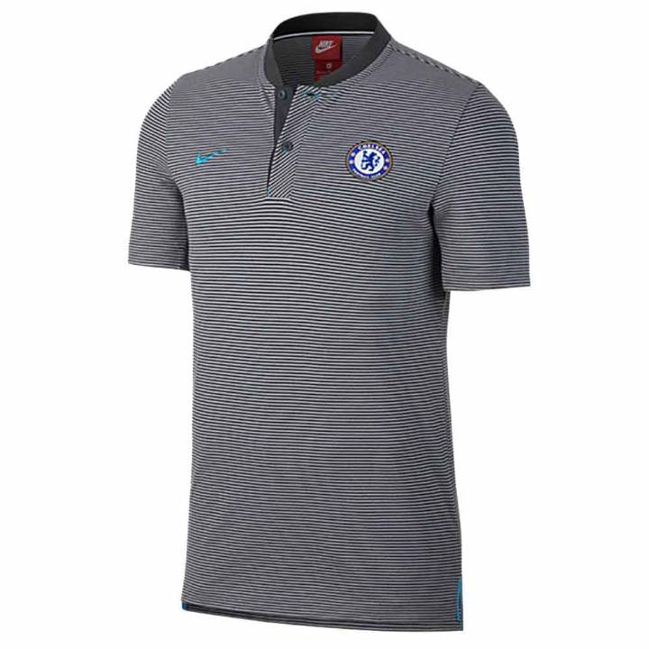 Nike Chelsea Authentic Grand Slam Polo Shirt 2017/18 - Mens Image