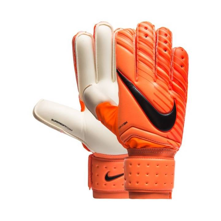 Nike Spyne Pro Goalkeeper Gloves Mens - Total Orange/Hyper Crimson/White/Black Image