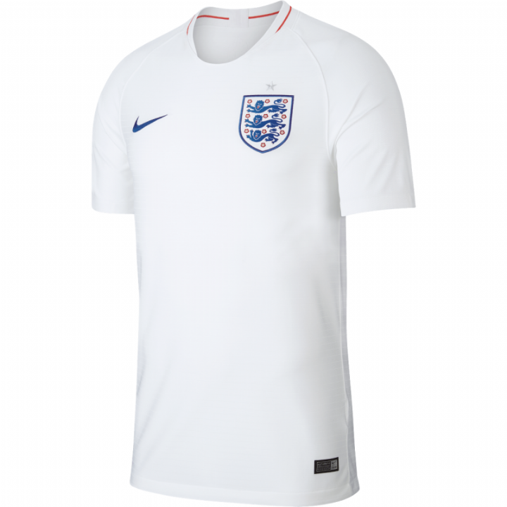 Nike England Home Shirt 2018/19 - Mens Image