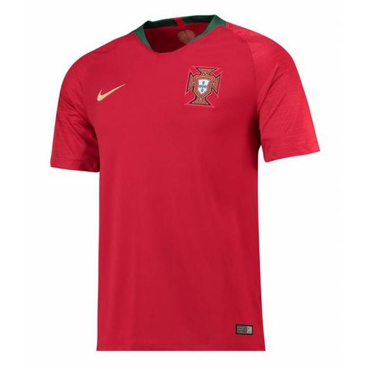 Nike Portugal Home Shirt 2018/19 - Mens Image