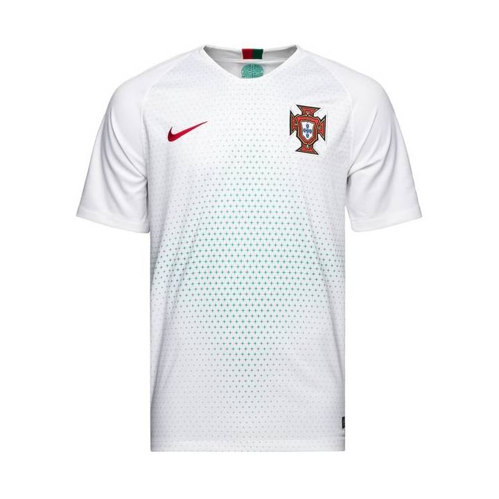 Nike Portugal Away Shirt 2018/19 - Mens Image