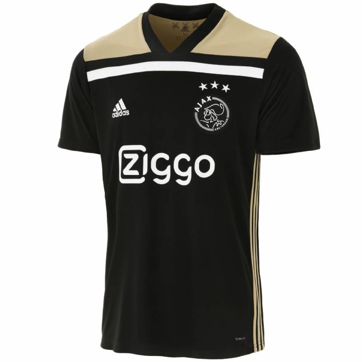 adidas Ajax Away Shirt 2018/19 - Mens Image