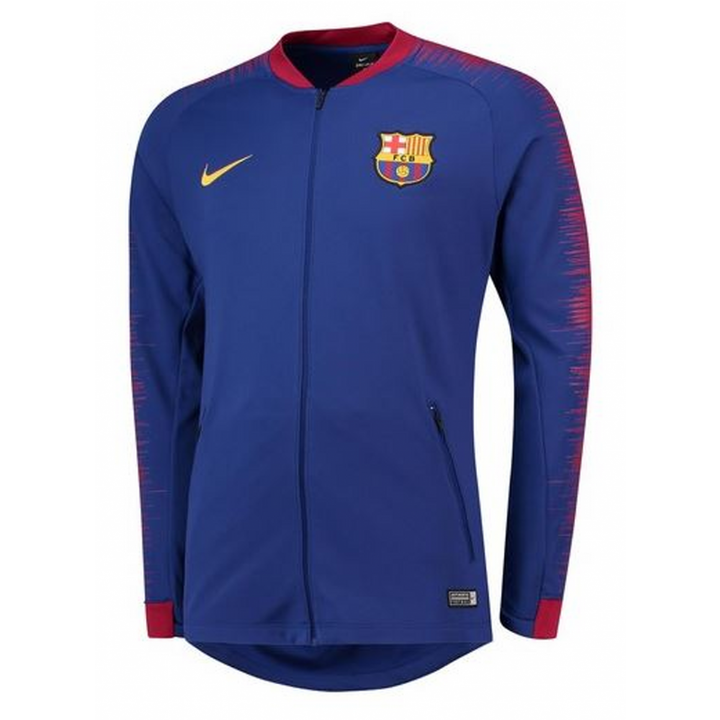 Nike Barcelona Anthem Training Jacket 2018/19 - Mens Image