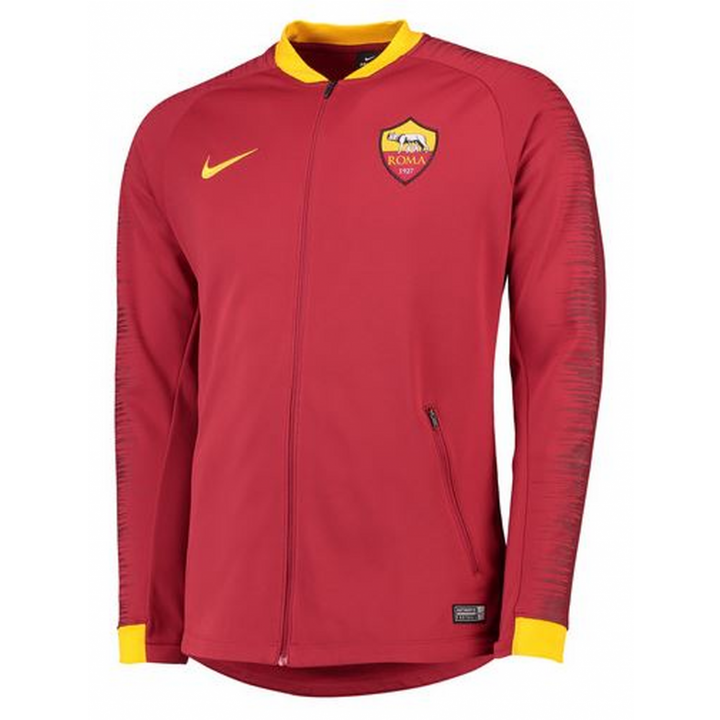 Nike AS Roma Anthem Training Jacket 2018/19 - Mens Image