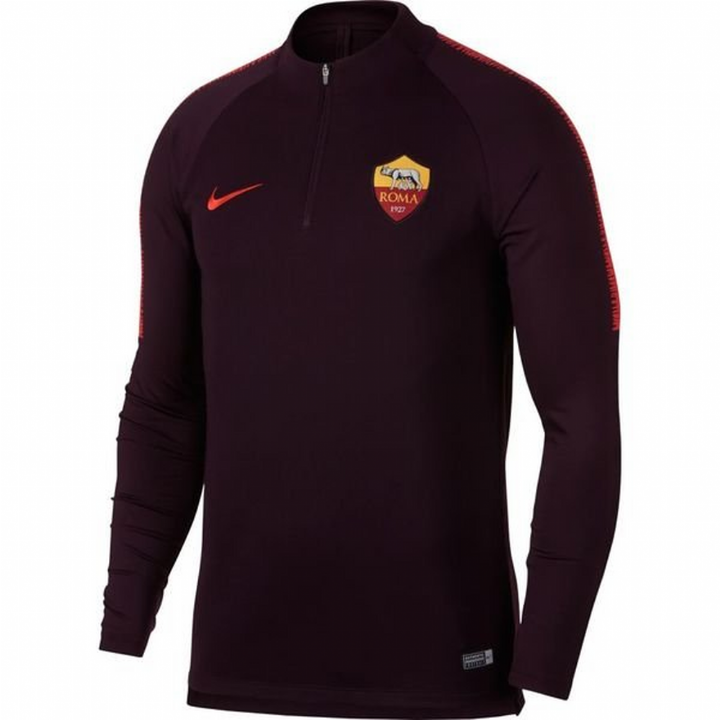 Nike AS Roma Squad Training Drill Top 2018/19 - Mens Image