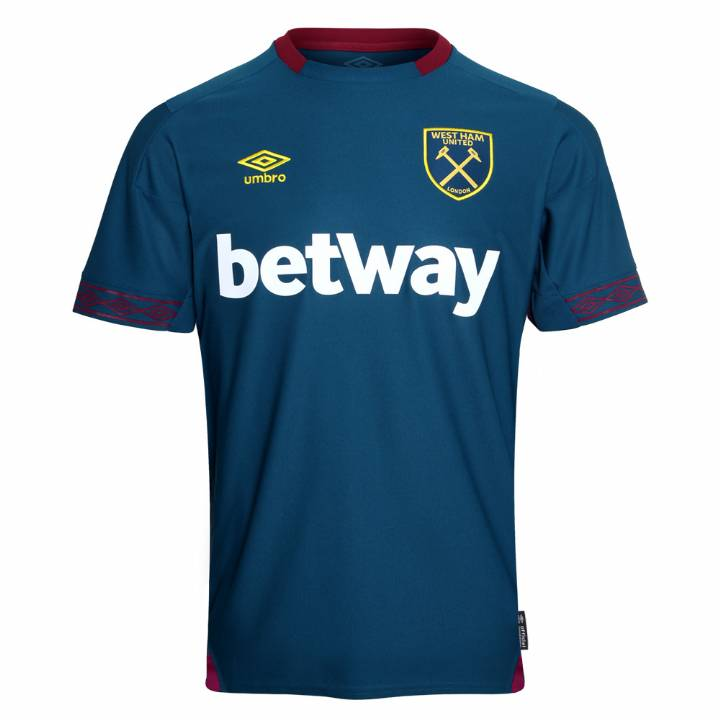 Umbro West Ham United Away Shirt 2018/19 - Mens Image