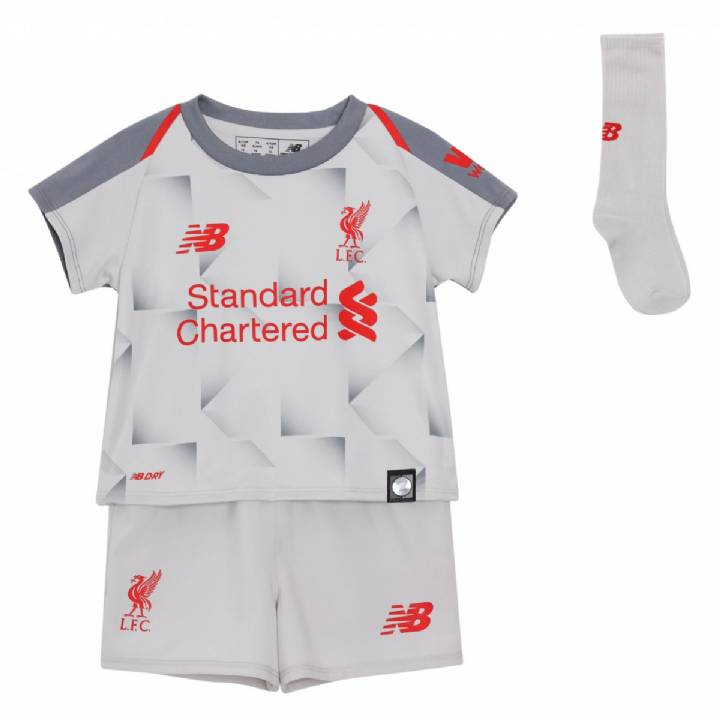 New Balance Liverpool Third Kit 2018/19 - Infants Image