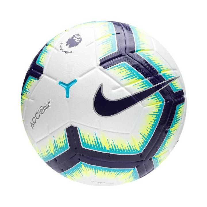 Nike Premier League Merlin Official Match Football - White Image