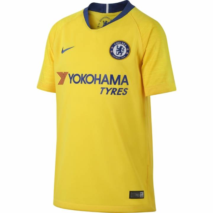 Nike Chelsea Away Shirt 2018/19 - Mens Image
