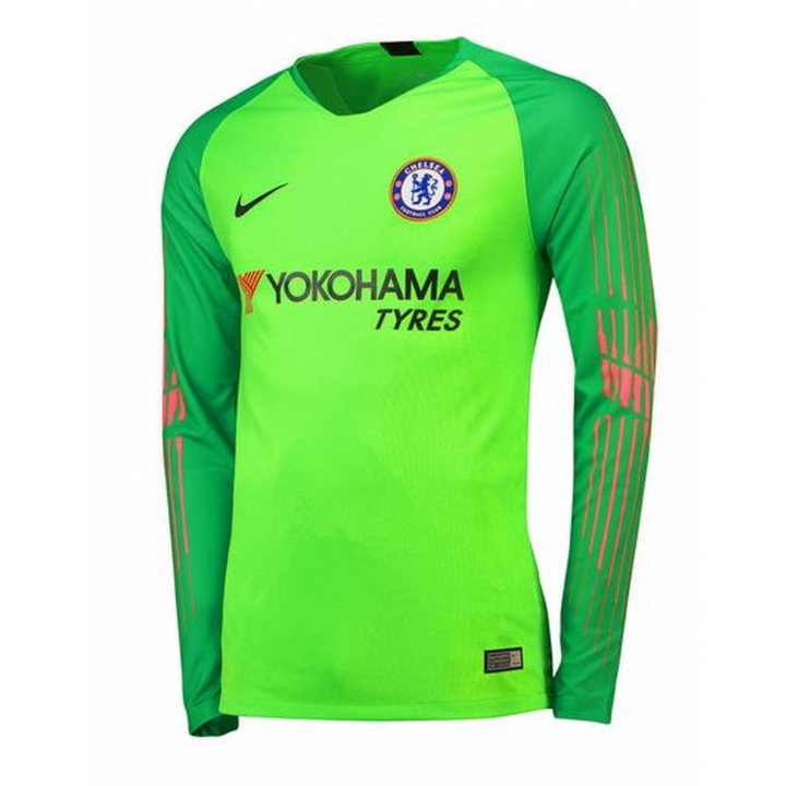 Nike Chelsea Goalkeeper Shirt 2018/19 - Kids Image