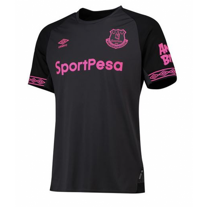 Umbro Everton Away Shirt 2018/19 - Mens Image