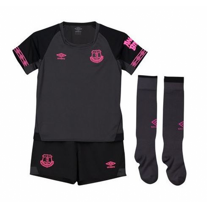 Umbro Everton Away Infant Kit 2018/19 - Little Kids Image