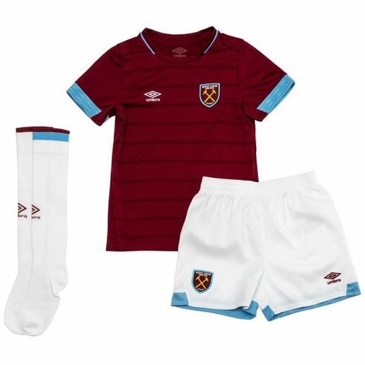 Umbro West Ham United Home 2018/19 - Little Kids Image