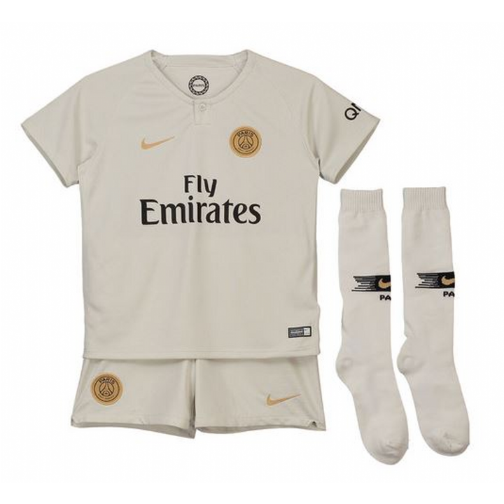 Nike Paris Saint Germain Away Kit 2018/19 - Little Kids Image