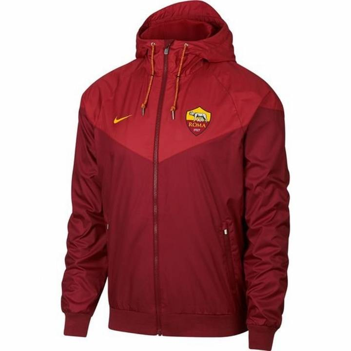Nike AS Roma Authentic Windrunner Jacket 2018/19 - Mens Image