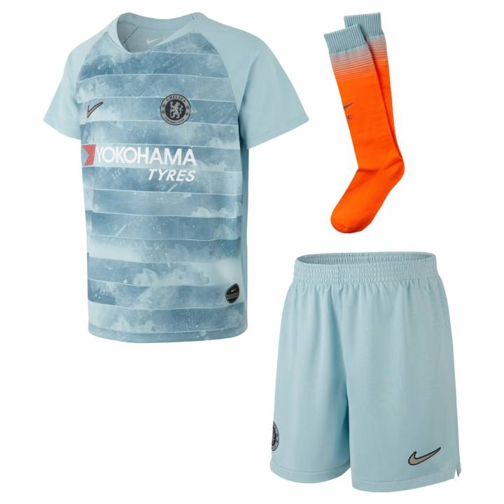 Nike Chelsea Third Kit 2018/19 - Little Kids Image