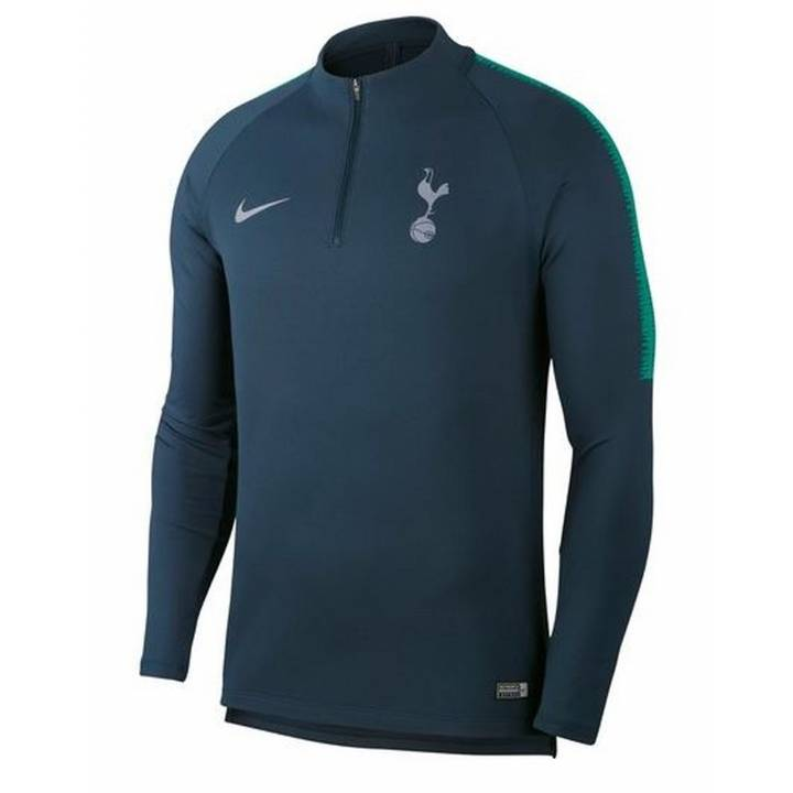 Nike Tottenham Hotspur Training Squad Drill Top 2018/19 - Navy - Mens Image