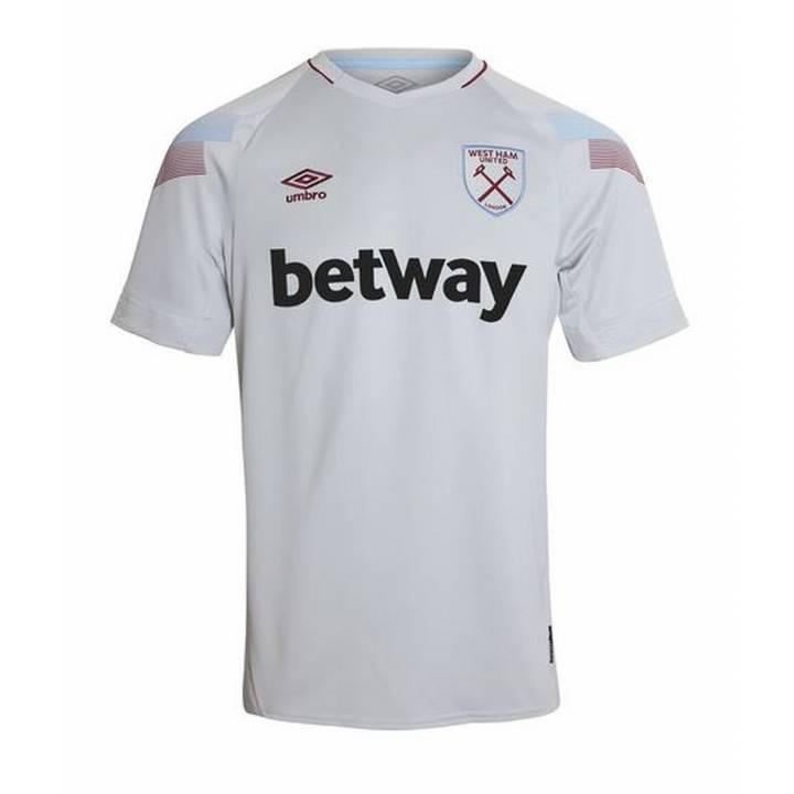 Umbro West Ham United Third Shirt 2018/19 - Mens Image