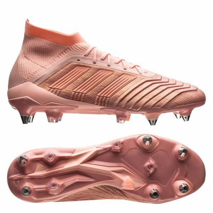 adidas Predator 18.1 SG Soft Ground Football Boots - Trace Pink