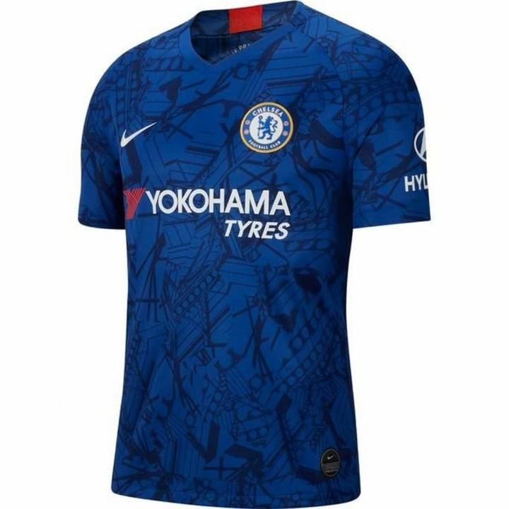 Nike Chelsea Home Shirt 2019/20 - Mens Image